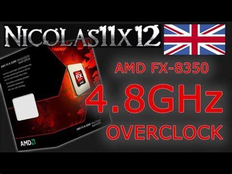 tutorial overclock fx 8350 amd fx 8320 fx 4300 6300 8350 too beginner s overcloc
