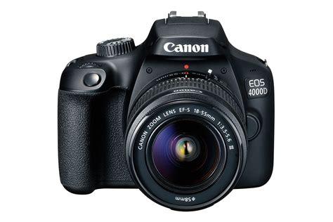cheapest dslr canon eos 4000d quot the cheapest dslr launched