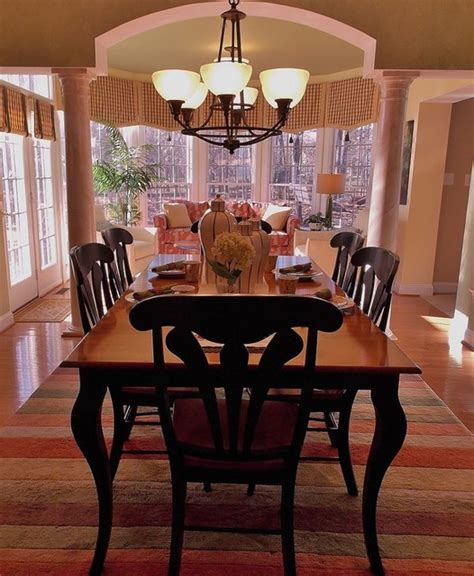Kid Friendly Dining Chairs Kid Friendly Yet Transitional Dining Room Dc Metro By Belfort Furniture