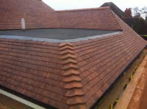 Flat Tile Roof Flat Roof Petts Wood Pc Roofing