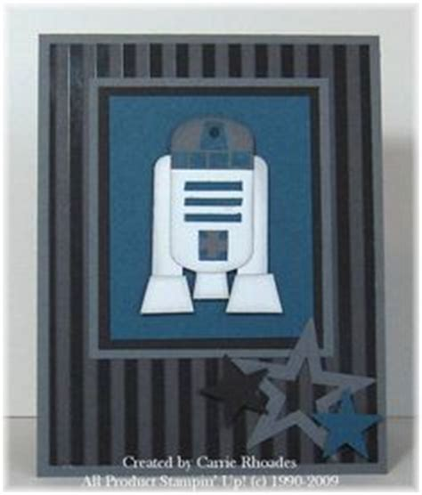R2d2 Birthday Card R2d2 Cards On Pinterest Star Wars Art Cards And Punch