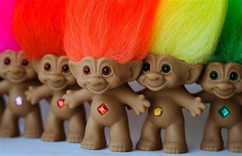 90s troll dolls with gems troll dolls 90 s nostalgia pinterest