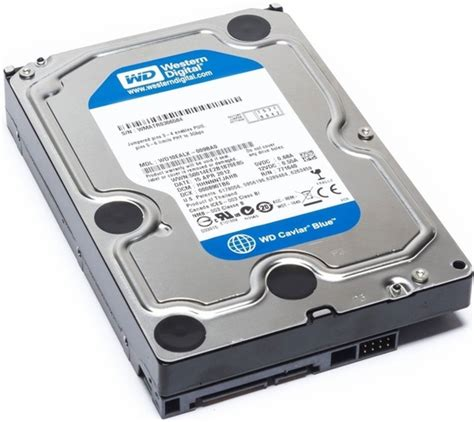 Wd Caviar Blue Harddisk Laptop 1tb 2 5 western digital wd10ezex 1tb blue 7200rpm sata 6 0gb s 3