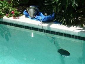 how to temporarily extend a pool light cord to