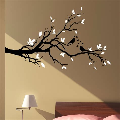 Stickers Art Floral Wall Stickers Promotion Shop For Wall Decor Floral
