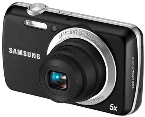Kamera Samsung Pl20 samsung pl20 14mp fekete digit 225 lis f 233 nyk 233 pez蜻g 233 p