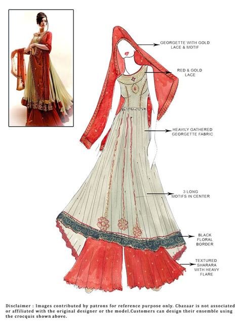 25 best images about fashion sketches of kurtis on