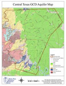 aquifers central groundwater conservation district