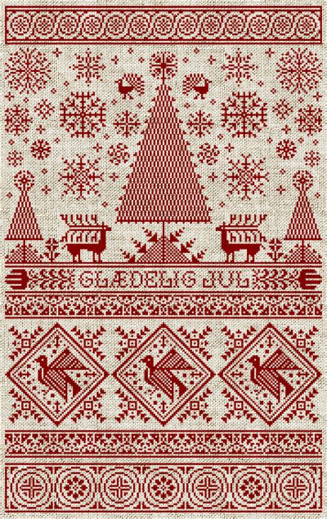 jacob de graaf and embroidery designs for x mas