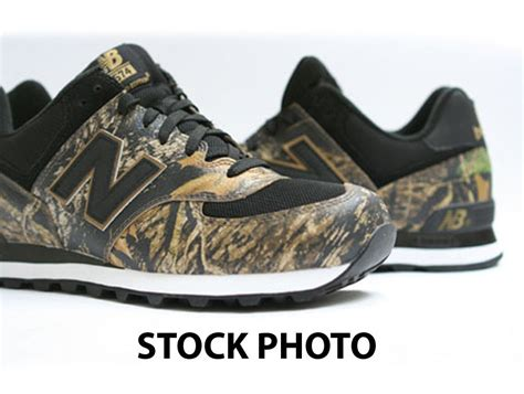 New Balance 574 13 new balance 574 limited edition camouflage camo duck shoes