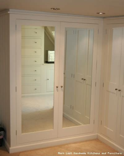 Handmade Fitted Wardrobes - luxury handmade fitted bedroom furniture including