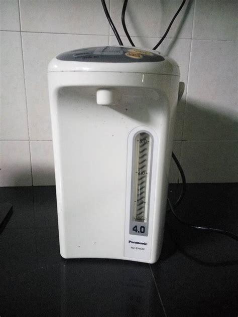Crown Electric Thermos Termos Elektrik panasonic 4 0l electric thermo pot reviews
