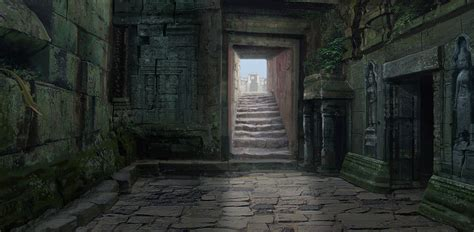 Interior Temple by Artwork From Formlanguage Net Updated March 10th