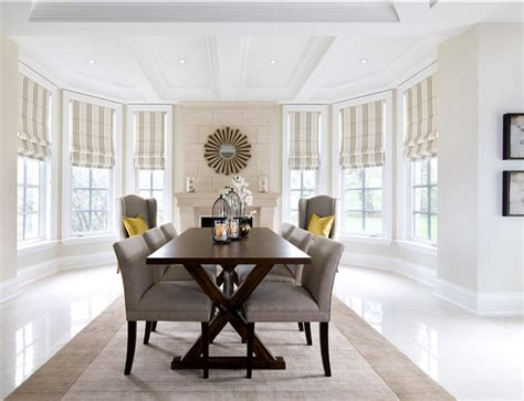 casual dining room ideas family home with sophisticated interiors home bunch