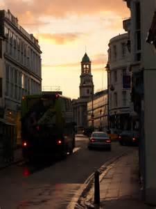 Tattoo Cross Street Ryde | ryde bus in cross street below a fiery 169 chris downer