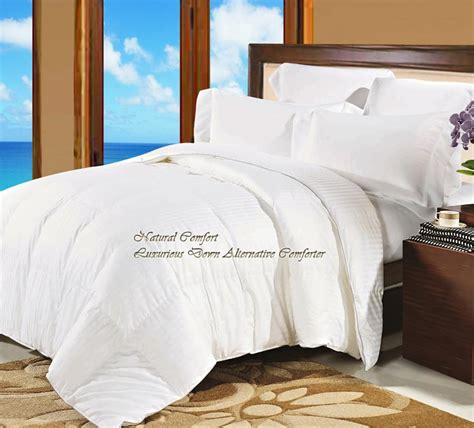 108 x 92 down alternative comforter natural comfort goose down alternative luxurious soft