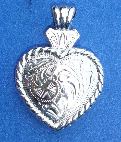 western pendants for jewelry western jewelry bright silver rope concho