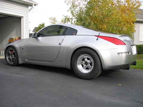 Nissan 350z 0 60 by 2003 Nissan 350z Turbo Touring 6mt 1 4 Mile Trap