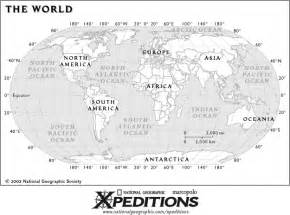 World Map With Longitude And Latitude by World Map Latitude Longitude