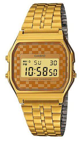 Casio Original W 212h 9a casio a159wgea 9a s vintage gold tone chrongoraph