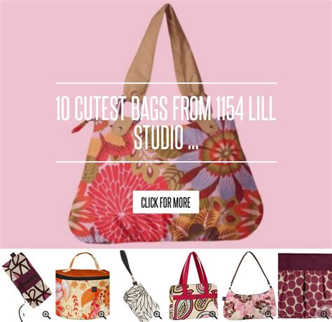 10 Cutest Bags From 1154 Lill Studio by 10 Cutest Bags From 1154 Lill Studio Fashion