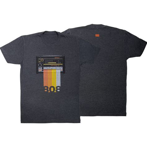 roland 808 t shirt the disc dj store