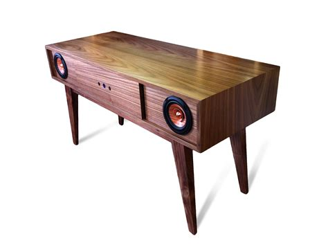 console audio new retro modern console custom made speakers and audio