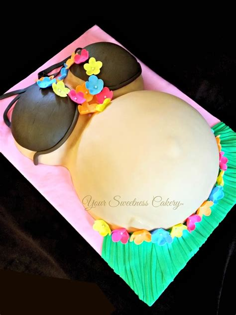 Luau Baby Shower Cakes by Luau Baby Shower Cakecentral
