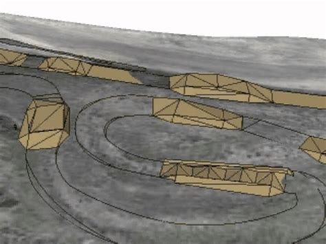 motocross race track design mx track design and construction