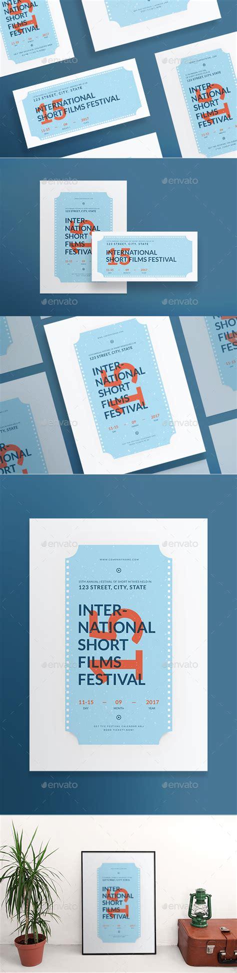 film festival brochure template 187 tinkytyler org stock