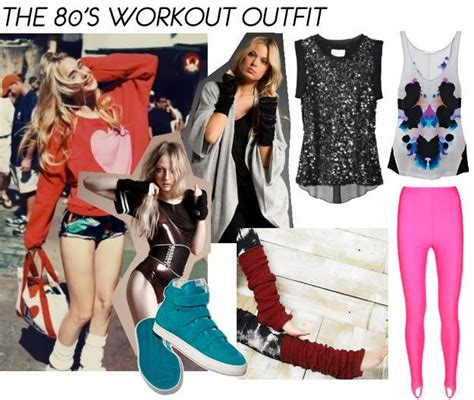 themes of clothing 80s 80 s party 80 s clothes 80 s outfits workout 80s theme