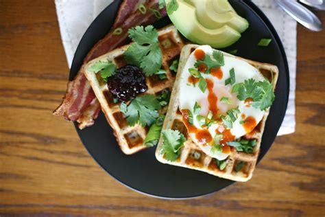top 40 waffle recipes the yummiest savory and sweet waffles books quinoa savory waffles bourbon and honey