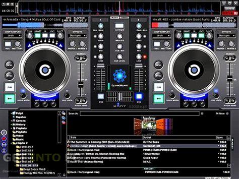 free download software pc full version dj mixer virtual dj studio 2015 free download