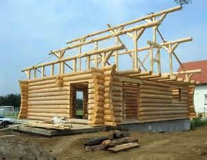 construction bois chalet bois maison en madriers