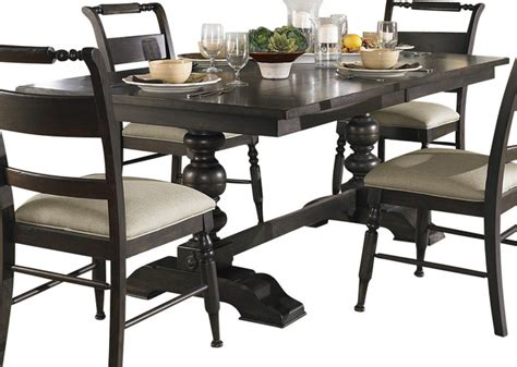 liberty furniture 94x42 rectangular dining table