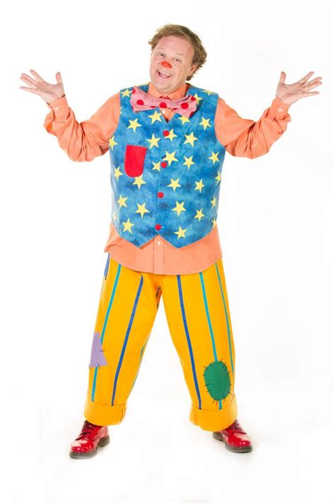 Entertaining Guests by Mr Tumble And Mr Bloom To Star At Southport Flower Show
