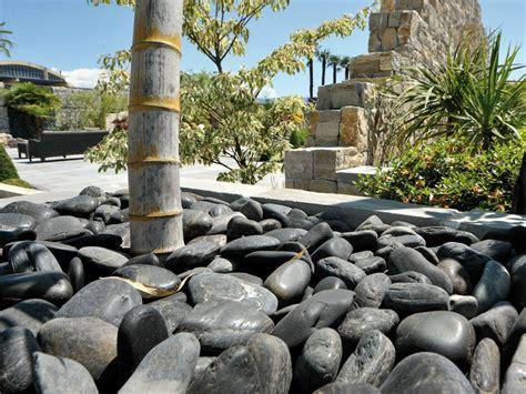 ciottoli da giardino prezzi nero ebano ciottoli da giardino by granulati zandobbio