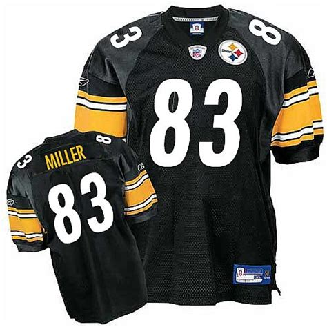 premier purple haloti ngata 92 jersey treasure p 314 heath miller 83 pittsburgh steelers black reebok