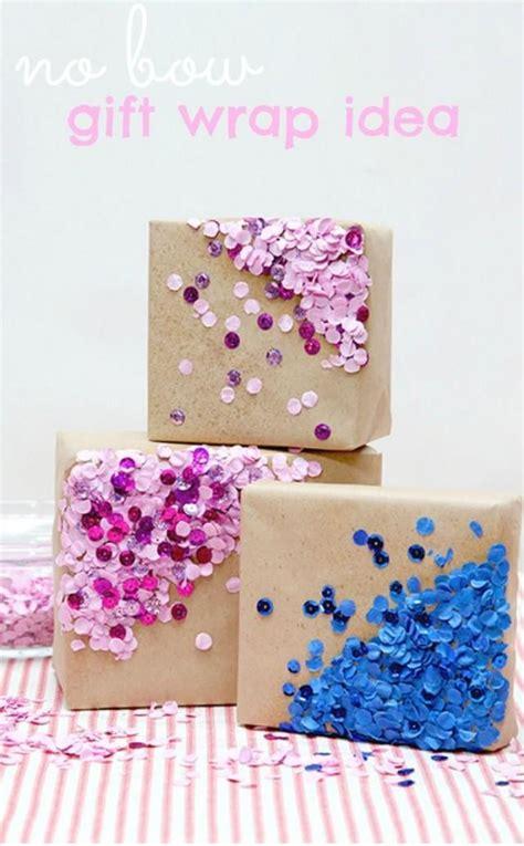 gift box wrap diy outside the box gift wrap ideas 2365617 weddbook