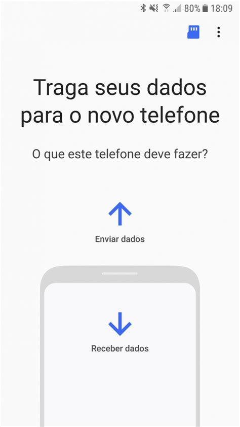Como transferir arquivos de um celular Samsung para outro