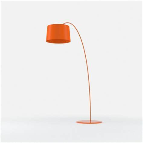 Orange Floor L Exquisite Orange Metal L Shade Glass L Orange L Shade