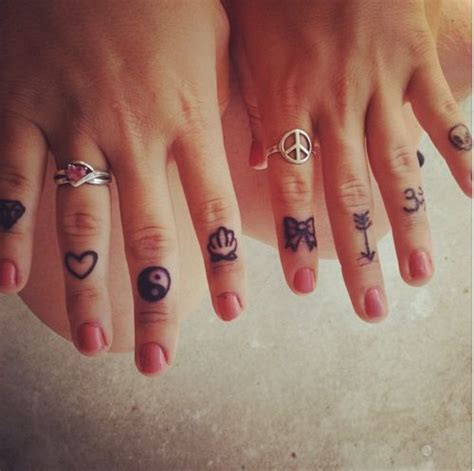 finger tattoo designs tumblr the world s catalog of ideas
