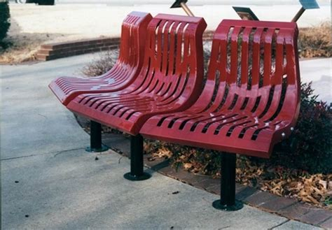 plastic coated park benches 3 seat concave bench with back thermoplastic coated