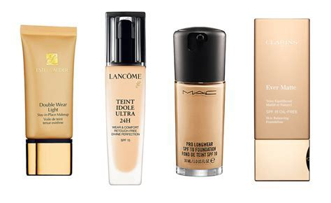 Best Foundations for Oily Skin   Eyrebrushed.ie