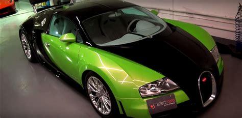 Bugatti Veyron And Lamborghini Bugatti Veyron Sport Troll Uses Lamborghini S Verde