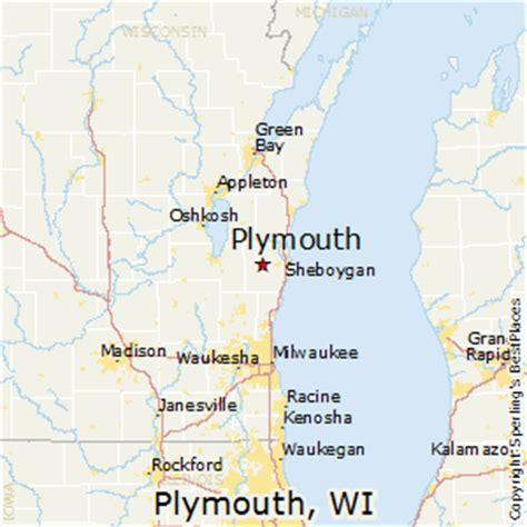 best places to live in plymouth wisconsin