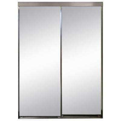 Sliding Doors Interior Closet Doors The Home Depot Sliding Glass Mirror Closet Doors