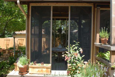 plisse porch patio retractable screens retractable