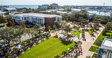 Usf Mba Program St Pete by Usfsp Takes Step Toward New Residence