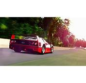 Ferrari F40 Supercars Cars Red Italia Wallpaper